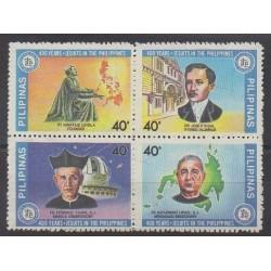 Philippines - 1981 - Nb 1248/1251 - Religion