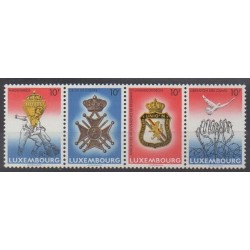 Luxembourg - 1985 - Nb 1077/1080 - Second World War