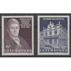 Luxembourg - 1987 - Nb 1133/1134