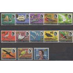 Pitcairn - 1967 - No 71/83 - Oiseaux