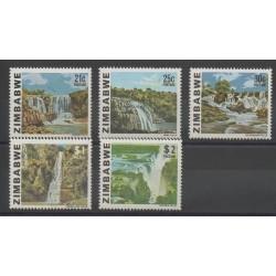 Zimbabwe - 1980 - No 11/15 - Sites