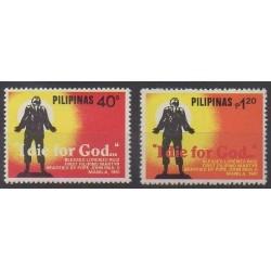 Philippines - 1983 - Nb 1305/1306 - Religion