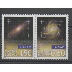 Bulgarie - 2009 - No 4222a/4223a - Astronomie