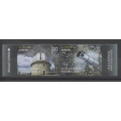 Bosnie-Herzégovine République Serbe - 2009 - No 430a/431a - Espace