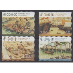 Macao - 2012 - Nb 1583/1586 - Sights