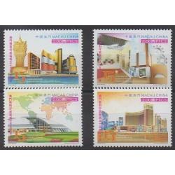Macao - 2014 - Nb 1706/1709 - Various Historics Themes
