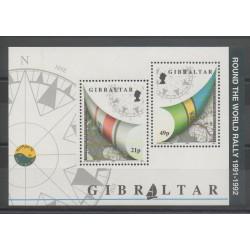 Gibraltar - 1992 - No BF 16 - Bateaux