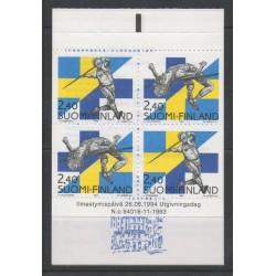 Finlande - 1994 - No C1232 - Sport