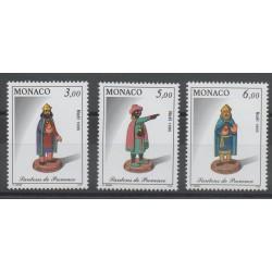 Monaco - 1995 - No 2011/2013 - Noël