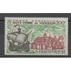 Saint-Pierre et Miquelon - 1969 - No PA 46