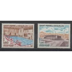 Saint-Pierre et Miquelon - 1973 - No 431/432