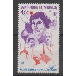 Saint-Pierre et Miquelon - 1974 - No PA 59 - Astronomie