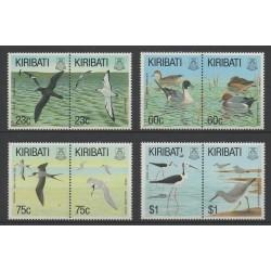 Kiribati - 1993 - No 270/277 - Oiseaux