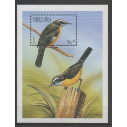 Grenadines - 1999 - No BF 431 - Oiseaux