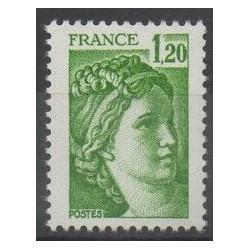 France - Variétés - 1980 - No 2101a