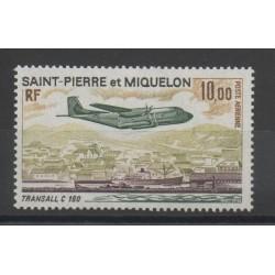 Saint-Pierre et Miquelon - 1973 - No PA 57