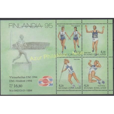 Finlande - 1994 - No BF 12 - Sport