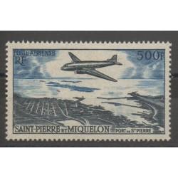 Saint-Pierre et Miquelon - 1956 - No PA 23