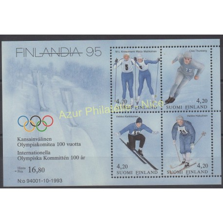 Finlande - 1994 - No BF 11 - Sport