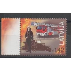 Latvia - 2015 - Nb 921 - Firemen