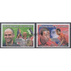 Guinea - 2006 - Nb 2700/2701 - Sport