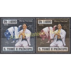 Saint-Thomas et Prince - 2006 - No 2131 - 2135 - Sport