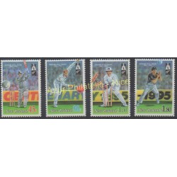 Stamps - Theme various sports - New Zealand - 1994 - Nb 1326/1329