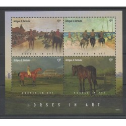 Antigua and Barbuda - 2015 - Nb 4402/4405 - Dogs