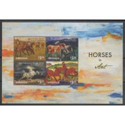 Grenade - 2015 - Nb 5682/5685 - Horses