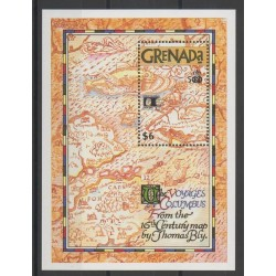 Grenade - 1992 - No BF 287 - Christophe Colomb