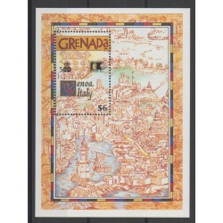Grenade - 1992 - No BF 294 - Christophe Colomb