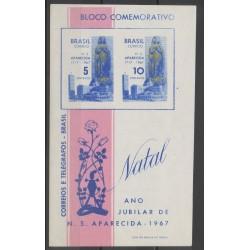 Brazil - 1967 - Nb BF 19