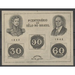 Brazil - 1943 - Nb BF 6