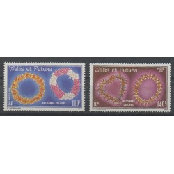 Wallis et Futuna - 1979 - No 241/242