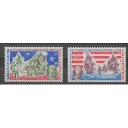 Wallis et Futuna - 1976 - No 190/191 - Histoire