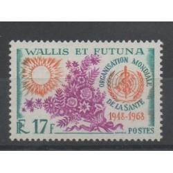 Wallis et Futuna - 1968 - No 172 - santé ou croix-rouge