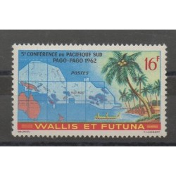 Wallis and Futuna - 1962 - Nb 161