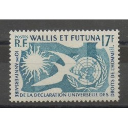 Wallis and Futuna - 1958 - Nb 160