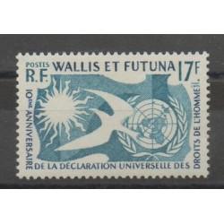 Wallis et Futuna - 1958 - No 160