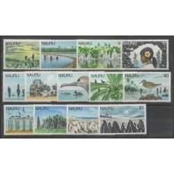 Nauru - 1978 - Nb 162/174