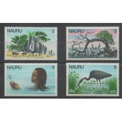 Nauru - 1979 - Nb 191/194