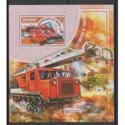Niger - 2014 - No BF 358 - pompiers