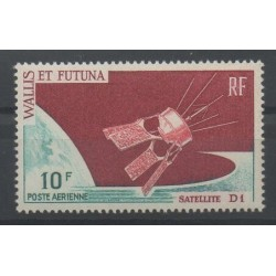 Wallis and Futuna - Airmail - 1966 - Nb PA 26 - space