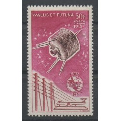 Wallis and Futuna - Airmail - 1965 - Nb PA 22 - space