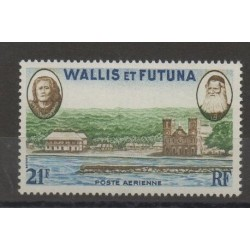 Wallis and Futuna - Airmail - 1955 - Nb PA 16