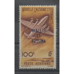 Wallis and Futuna - Airmail - 1949 - Nb PA 13 - planes