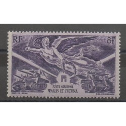 Wallis and Futuna - Airmail - 1946 - Nb PA 4 - Second World war