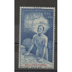 Wallis and Futuna - Airmail - 1942 - Nb PA 3