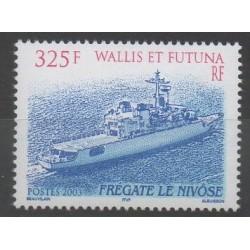Wallis et Futuna - 2003 - No 609 - bateaux