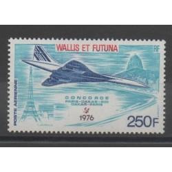 Wallis and Futuna - Airmail - 1976 - Nb PA 71 - planes